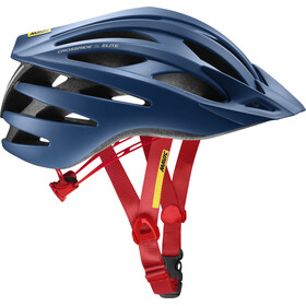 Mavic Crossride SL Elite Helmet Men True Blue/Fiery Red